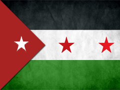 PalestineSyrian Flag