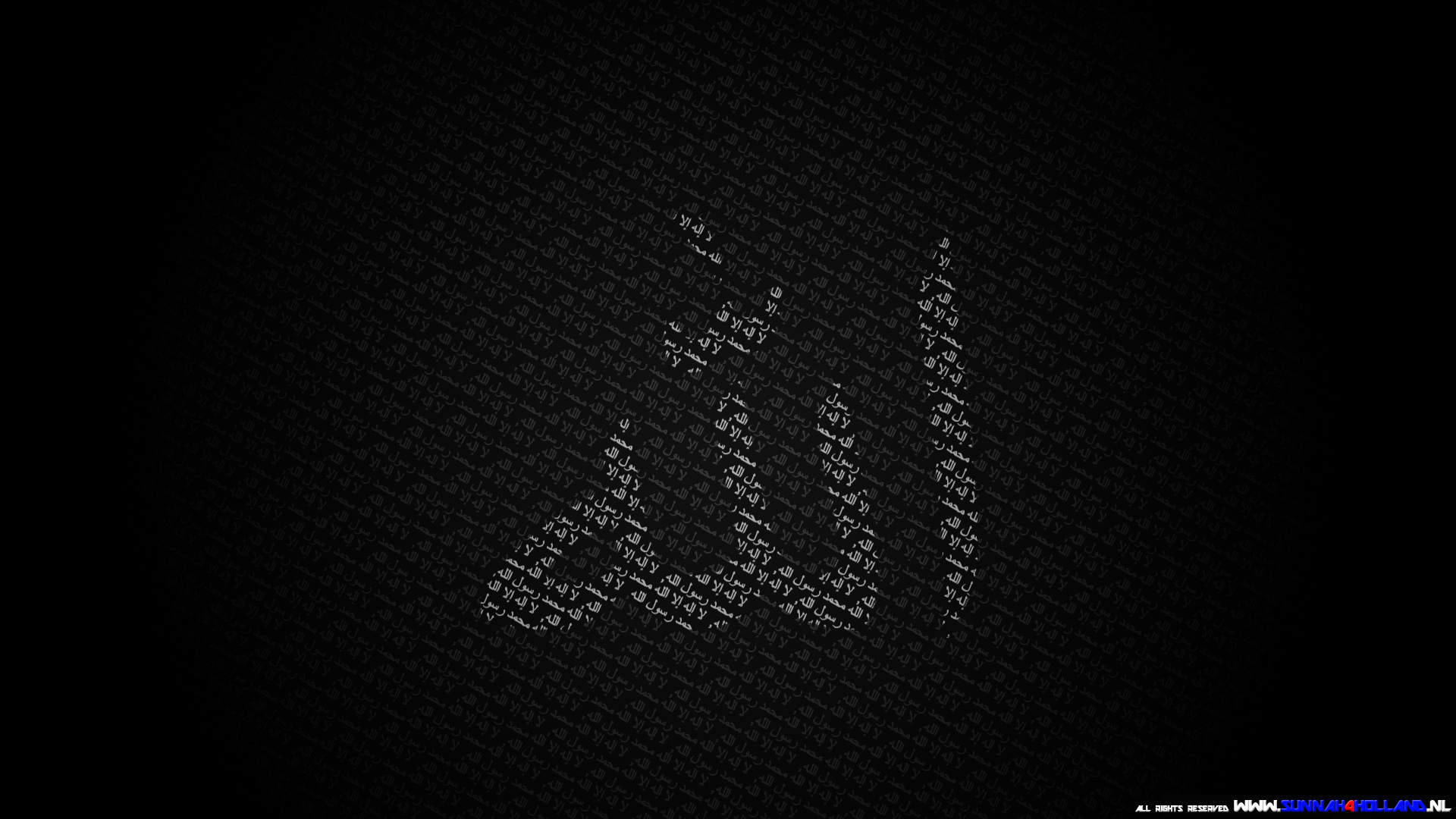 Full hd wallpapers co sunnah4holland for Black wallpaper full hd