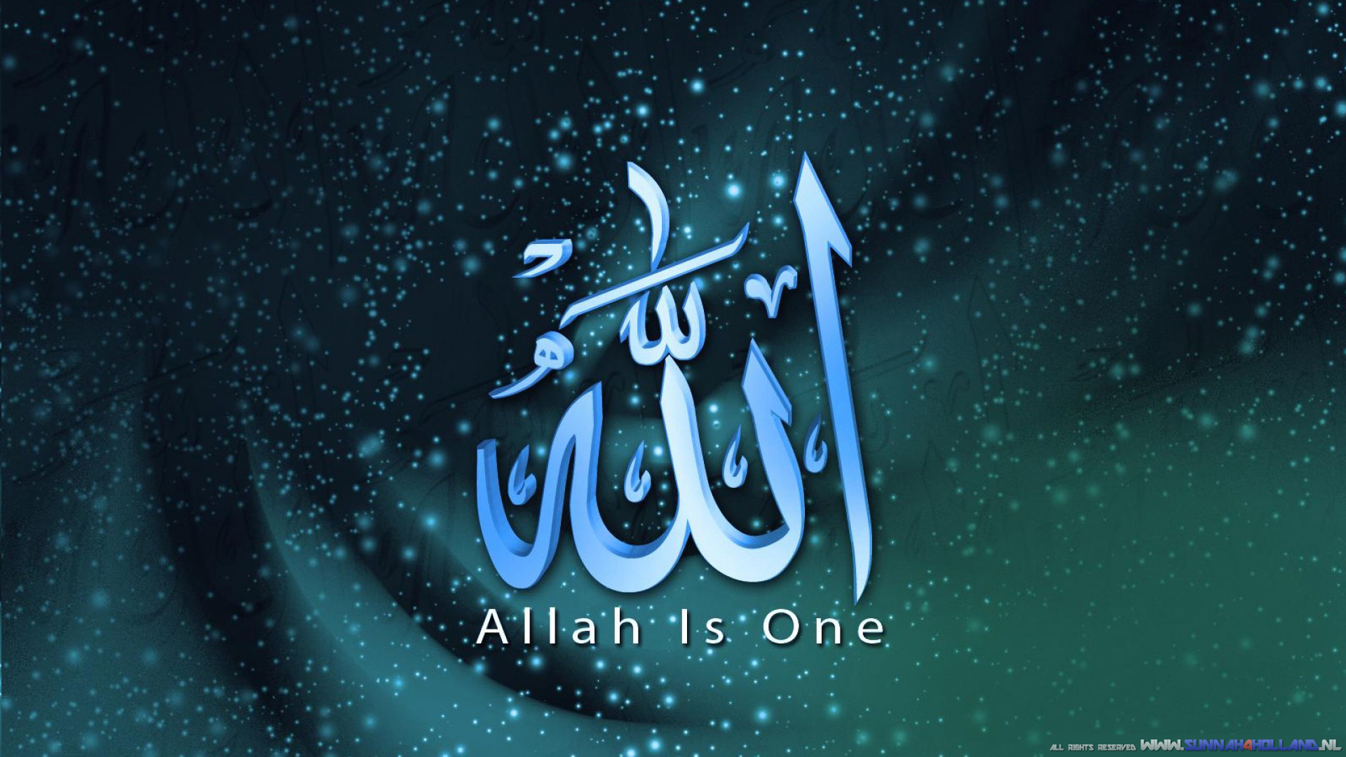We Love Allah Wallpaper : Full-HD Wallpapers & co Sunnah4Holland